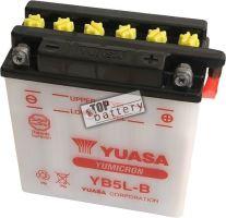 Motobaterie Yuasa YB5L-B (12N5-3B) 12V, 5Ah