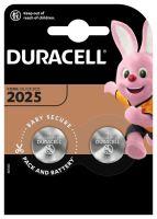 Baterie Duracell CR2025, Lithium, 3V, (Blistr 2ks)