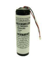 Baterie (ekv. VF5) pro TomTom Go 300, RIDER, Li-Ion, 3,7V 2300mAh