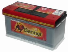 Autobaterie Banner POWER BULL PROfessional P100 40, 100Ah, 12V, 800A (P10040)