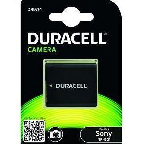 Baterie Duracell Sony NP-BG1, 3,6V (3,7V) - 960mAh