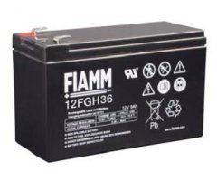 Olověný akumulátor Fiamm 12 FGH 36, 9Ah, 12V, (faston 250)