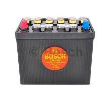 Baterie Bosch Klassik 12V, 60Ah, 280A, F026T02312, pro veterány