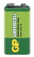 Baterie GP Greencell 1604G, primární, 9V, 1ks