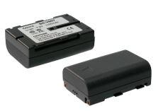 Baterie JVC BN-V607, 7,2V (7,4V) - 1100mAh