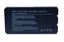 Baterie Dell Inspiron 1000, 14,4V (14,8V) - 5200mAh