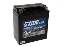Motobaterie EXIDE BIKE Factory Sealed 12Ah, 12V, 200A, AGM12-12 (YTX14-BS)