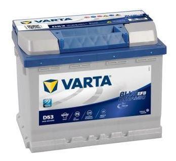 Autobaterie VARTA Blue Dynamic EFB (START-STOP) 60Ah, 12V