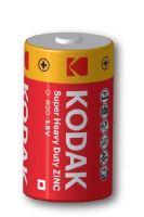 Baterie Kodak R20, D, Zinc-Chloride, 1,5V, 1ks