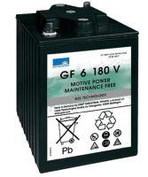 Trakční gelová baterie Sonnenschein GF 06 180 V, 6V, 200Ah