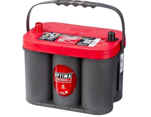 Autobaterie Optima Red Top C-4.2, 12V, 50Ah, 815A, 8001-287