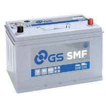 Autobaterie GS SMF/Yuasa 95Ah, 12V, 800A, SMF335