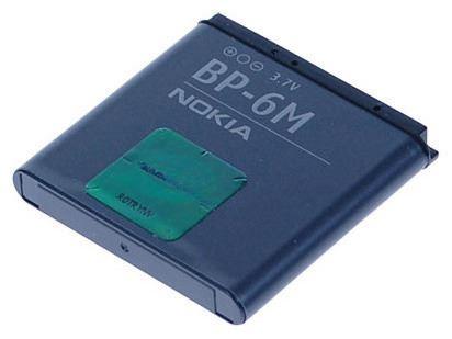 Baterie Nokia BP-6M, 1070mAh, Li-ion, originál (bulk)
