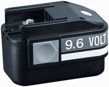 Baterie AEG 9,6V 2,5Ah Sanyo Ni-Cd
