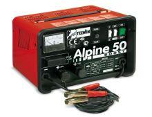 Nabíječka autobaterií Telwin Alpine 50 Boost, 12V/24V