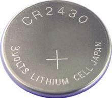 Baterie GP CR2430, Lithium, 3V, (Blistr 1ks)