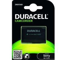 Baterie Duracell Sony NP-FV70, 7,2V (7,4V) - 1640mAh