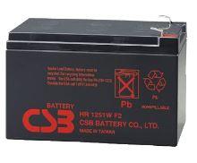 Akumulátor (baterie) CSB HR1251W F2, 12V, 13,5 Ah