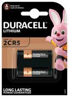 Baterie Duracell DL245A, 2CR5, Lithium, 6V, (Blistr 1ks)