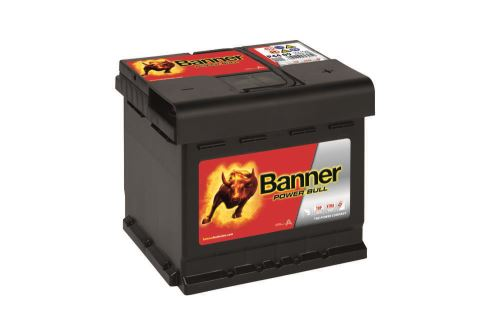 Autobaterie Banner Power Bull P44 09, 44Ah, 12V, 420A (P4409)