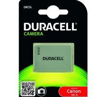 Baterie Duracell Canon NB-5L, 3,6V (3,7V) - 820mAh