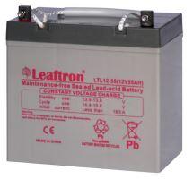 Akumulátor (baterie) Leaftron LTL12-55, 12V - 55Ah