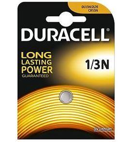 Baterie Duracell DL 1/3N, Lithium, (Blistr 1ks)