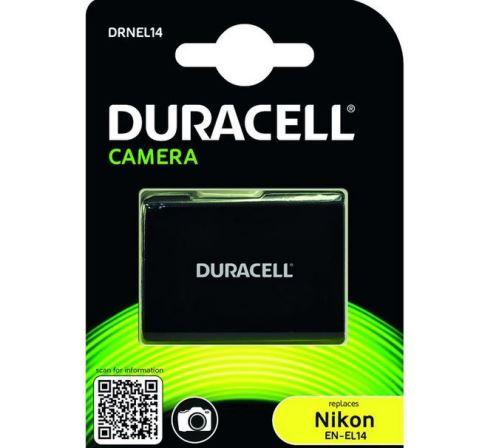 Baterie Duracell Nikon EN-EL14, 7,2V (7,4V) - 950mAh