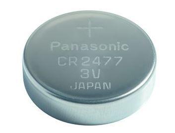 Baterie Panasonic CR2477, Lithium, 3V, 1ks