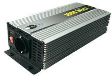 Sinusový měnič napětí DC/AC e-ast HPLS 1000-12, 12V/230V, 1000W
