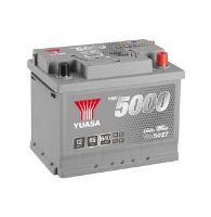 Autobaterie Yuasa Silver High Performance 65Ah, 12V, 640A (YBX5027)