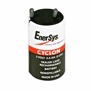Baterie Cyclon 2V 2,5Ah olověný akumulátor D Cell