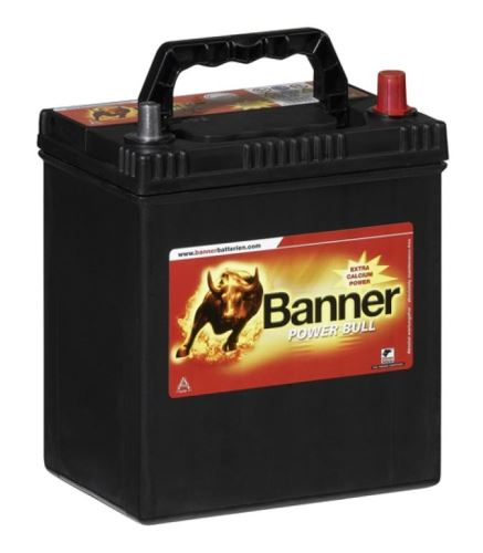 Autobaterie Banner Power Bull P40 26, 40Ah, 12V, 330A (P4026)