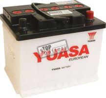 Autobaterie YUASA 55530, 55Ah, 12V, 420A (zprovozněná)