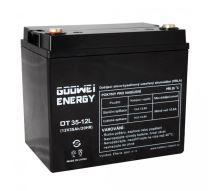 Trakční (gelová) baterie Goowei OTL35-12, 35Ah, 12V ( VRLA )