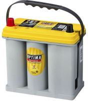 Autobaterie Optima Yellow Top S-2,7, 38Ah, 12V, 460A (8071-176)