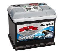 Autobaterie Sznajder Silver Premium 44Ah, 12V, startovací proud 400A, 54445