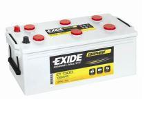 Trakční baterie EXIDE EQUIPMENT, 12V, 180Ah, ET1300