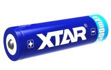 Akumulátor Xtar 18650, 3500mAh Li-ion, 3,7V, (vč. ochr. obvodu)