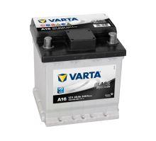 Autobaterie VARTA BLACK Dynamic 40Ah, 12V (A16)