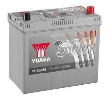 Autobaterie Yuasa Silver High Performance 48Ah, 12V, 430A (YBX5053)