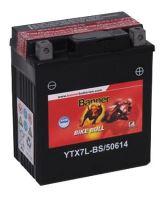 Motobaterie Banner Bike Bull AGM YTX7L-BS, 12V, 6Ah