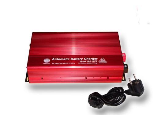 Nabíječka FST ABC-2417D, 24V, 17A