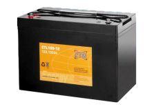 Akumulátor (baterie) CTM/CTL 12-100 (100Ah - 12V - závit M6)