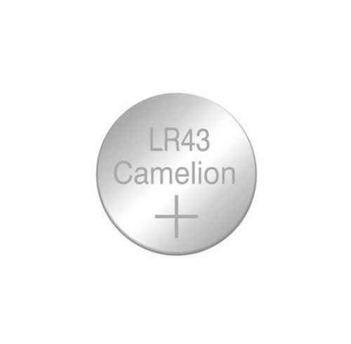 Baterie Camelion Alkaline 186, AG12, LR43, L1142  1,5V, (Blistr 1ks)
