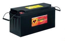 Záložní baterie SBV 12-200, 12V, 200Ah - rounová (životnost 10 let)