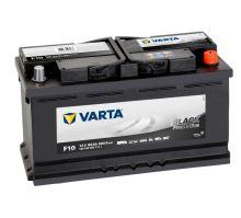 Autobaterie VARTA Black PROMOTIVE 88Ah, 12V (F10)