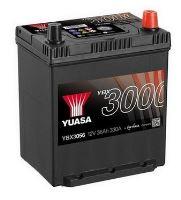 Autobaterie Yuasa YBX3000, 36Ah, 12V, 330A (YBX3056)