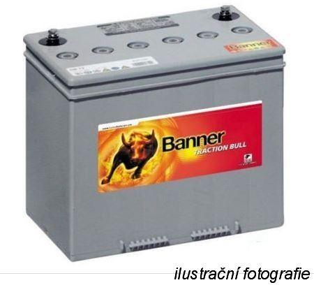 Trakční gelová baterie DRY BULL DB 80, 80Ah, 12V - průmyslová profi
