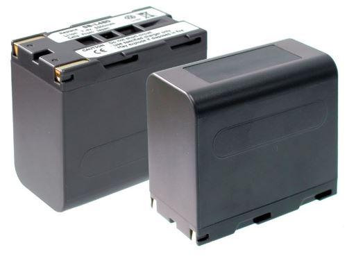 Baterie Samsung SB-L160, 7,2V (7,4V) - 4400mAh